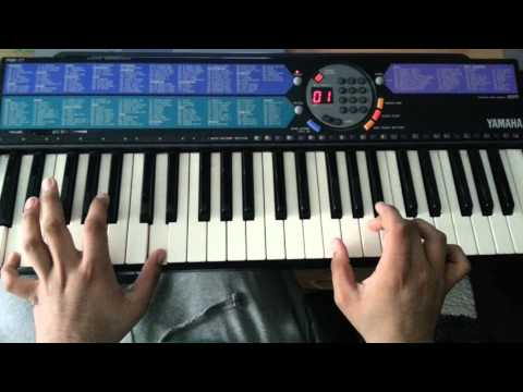 He's a Pirate Easy Piano Tutorial