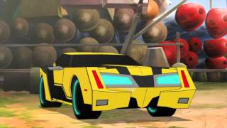 getlinkyoutube.com-【Ratch字幕組】變形金剛2015 Transformers Robots in Disguise 預告片