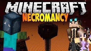 getlinkyoutube.com-NECROMANCY - Minecraft : Il Laboratorio di Lyon - Le Migliori Mod