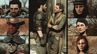 getlinkyoutube.com-Fallout 4: Breaking up & Getting back together (all romances)