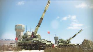 getlinkyoutube.com-C&C Untitled - Skirmish with China [720p 60fps]