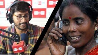 getlinkyoutube.com-Tamil Funny Talk - RJ Balaji Vs Chennai City Girl