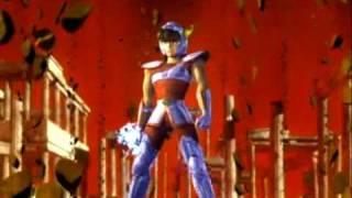 Saint Seiya - Opening - PS2