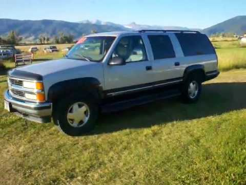 1997 Chevrolet Suburban Problems Online Manuals And