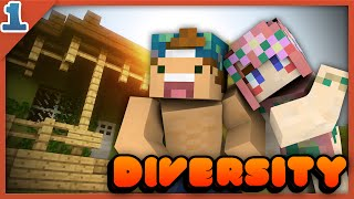 getlinkyoutube.com-CAN'T ESCAPE! DIVERSITY- MINECRAFT ADVENTURE MAP