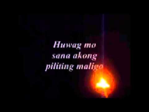 SA AKING PAGTANDA - ANG SULAT NI NANAY AT TATAY (WITH AN EXCELLENT VOICE NARRATION) HD