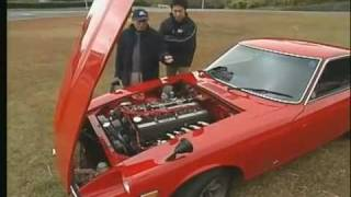getlinkyoutube.com-1970' Nissan PS30 Fairlady Z432