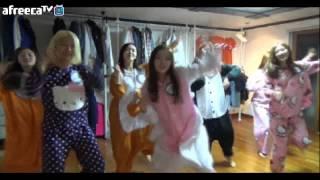 getlinkyoutube.com-150911 DIA (다이아 ) - Somehow (왠지) Pajamas Ver. @ AfreecaTV Daily Dia