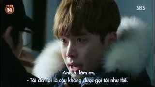 getlinkyoutube.com-Lee Jong Suk, Park Shyn Hye & Yoon Kyun-sang in PINOCHIO ep11-1 cut