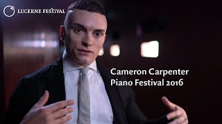 getlinkyoutube.com-Cameron Carpenter at the Piano Festival 2016 in Lucerne