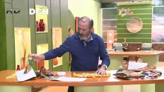 getlinkyoutube.com-2º clase : Vistiendo la cocina (Dispensador de bolsas plásticas