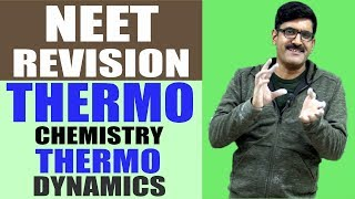 Thermochemistry & Thermodynamics Revision NEET-2018 width=