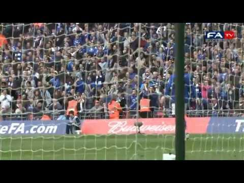 Liverpool 2-1 Everton - Suarez & Carroll goals and Official pitchside highlights | FA Cup 15-04-12