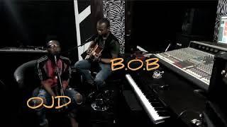 OJD live STUDIO freestyle with. BOB-KEYz