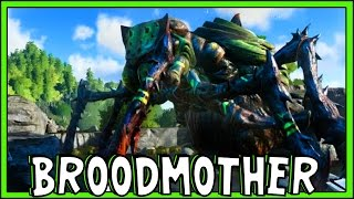 getlinkyoutube.com-ARK: Survival Evolved - BROODMOTHER BOSS! [43]