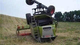 getlinkyoutube.com-※ EXCLUSIF ※ compilation accident de tracteur 2013 HD
