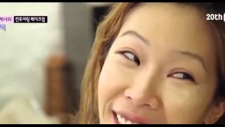 getlinkyoutube.com-JESSI Contouring Makeup! by 제니하우스 헤어&메이크업(헤어:임종수,메이크업:서하)