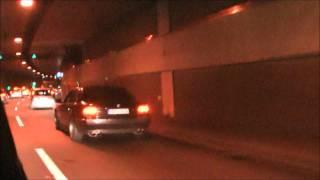 getlinkyoutube.com-BMW 7er e38 V8 Berlin Sound Auspuff / Exhaust