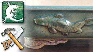 getlinkyoutube.com-Making-of _ The fish - bonsai pot