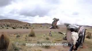 getlinkyoutube.com-Tremendo accidente de Matthew Campbell en el Dakar 2015 (7ma etapa) - DakarCrashes