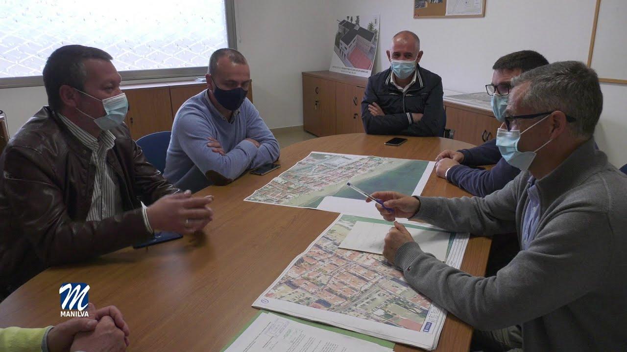 Proyecto del Paseo Marítimo de Sabinillas