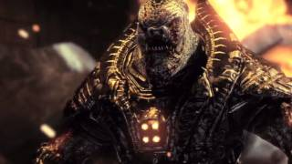 getlinkyoutube.com-Gears of War 3: RAAM's Shadow DLC - Ending / RAAM Boss Fight - Walkthrough - Part 13 (Gameplay)