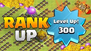 "getlinkyoutube.com-Clash of Clans - ""FASTEST WAY TO RANK UP!"" - How to Level Up Fast! EASY XP!"