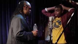 getlinkyoutube.com-Ahsan's Stevie Wonder Surprise