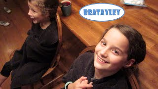 getlinkyoutube.com-Dip Dyeing Our Hair with Kool Aid (WK 234.7) | Bratayley