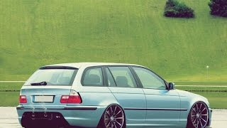 getlinkyoutube.com-Virtual Tuning - Bmw E46 Touring #7