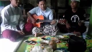 Kang Yaman Babul musthofa - Roukhi fidak (Gitar Version)