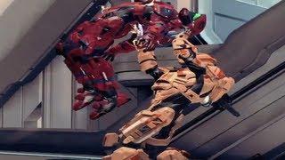 getlinkyoutube.com-Halo Ninjas Unlimited Halo 4 Ninja Montage