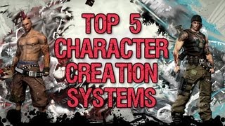 getlinkyoutube.com-Top 5 Ultimate Character Creation Systems