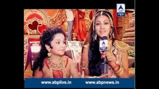 getlinkyoutube.com-Cutting Chai with SBS: stars of Sankatmochan Mahabali Hanuman
