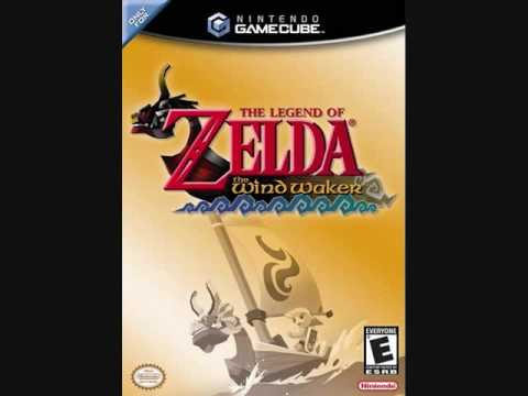 The Legend of Zelda: The Wind Waker Music: Wind Temple