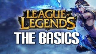 getlinkyoutube.com-شروحات لول : شرح أساسيات لعبة ليق أوف ليجيندز #1 League of Legends | Arabic