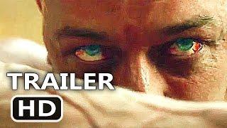SPLIT Official TRAILER (2017) James McAvoy Thriller Movie HD