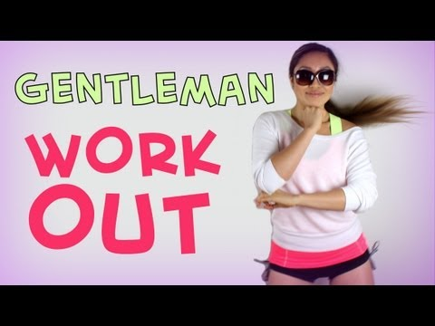 PSY Gentleman Challenge | POP Pilates