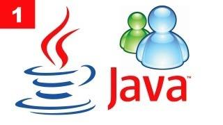 getlinkyoutube.com-Tutorial Java 1: Crea una aplicación estilo Messenger