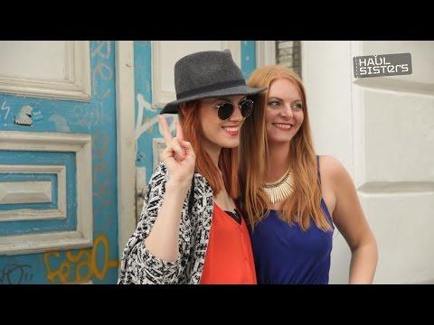 Hamburg Tipps von Andrea Morgenstern ★ Teil 2 ★ Haul Sister Vicky