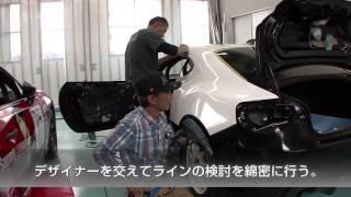 getlinkyoutube.com-新劇場版「頭文字D」公式ラッピングカー登場!  全日本ラリー選手権に出場!!