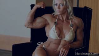 getlinkyoutube.com-Muscle Angels muscular and beautiful FBBs