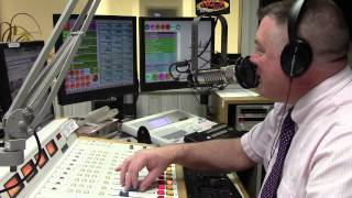 getlinkyoutube.com-Ron Sedaille - 102.9 WDRC FM - VIDEO AIRCHECK May 3, 2014