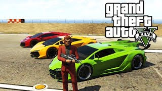 getlinkyoutube.com-GTA 5 Online High Life DLC Fully Customized Pegassi Zentorno, New Vehicles and the Bullpup Rifle
