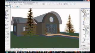 getlinkyoutube.com-ArchiCAD Quick Rendering-Walkthrough tips