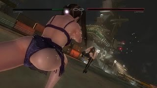 Dead or Alive 5 Last Round - All Power Blows