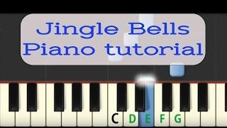 getlinkyoutube.com-Easy Piano Tutorial: Jingle Bells