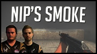 getlinkyoutube.com-CSGO : NiP'S SMOKE on dust2