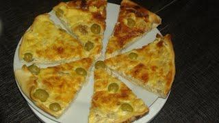 getlinkyoutube.com-كيش بدون كريمة  أكلة سريعة للعشاء شهيوات هندوشة | Quiche sans créme facile a préparée pr le diner