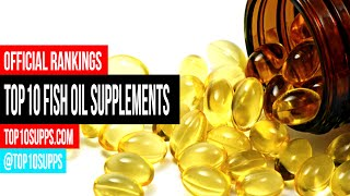 getlinkyoutube.com-Top 10 Fish Oil Supplements for 2016